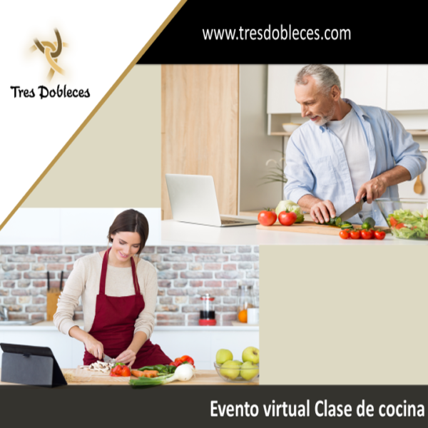 Speed Dating Virtual Clase cocina
